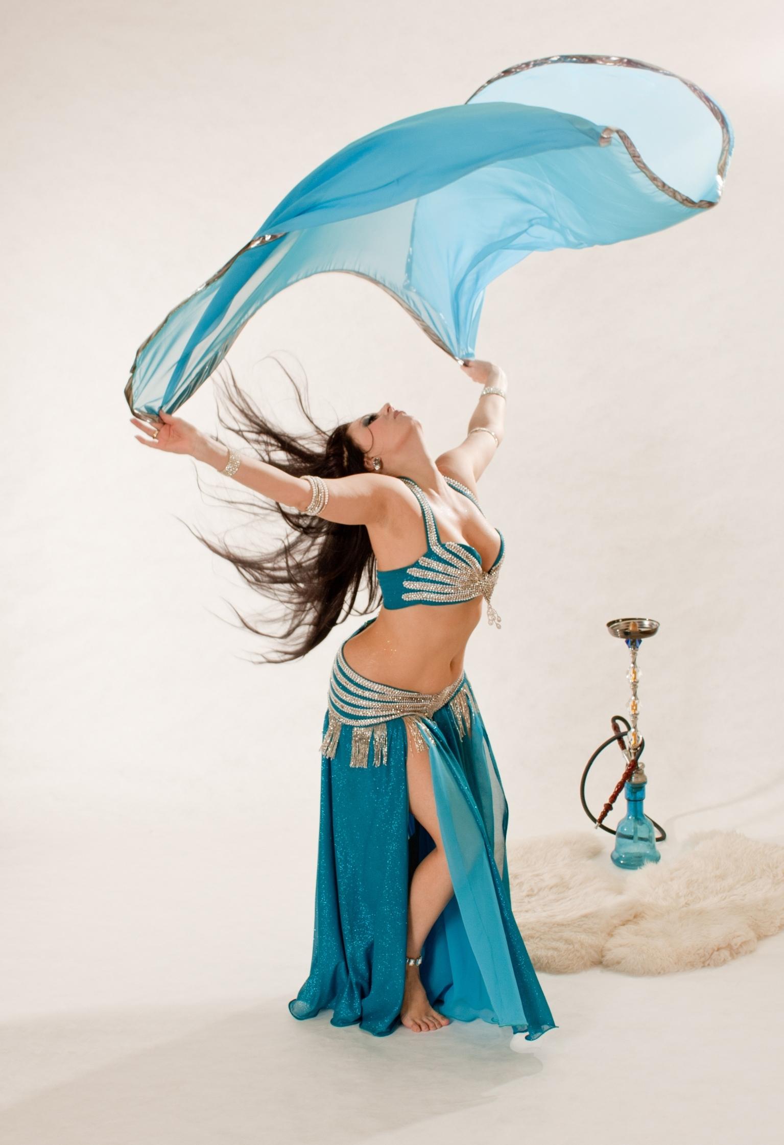 Tänzerin Paola
