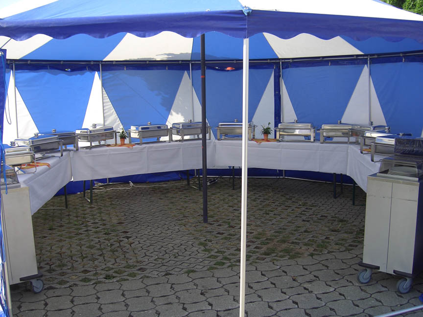 Circuszelt 6 Meter_Paschke_Promotion